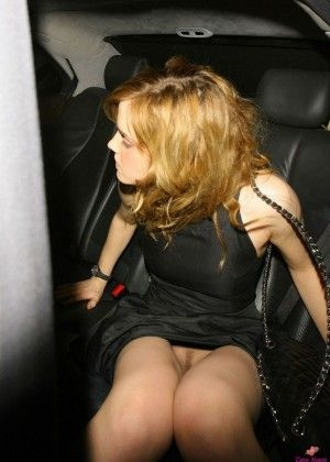 Celebrities upskirts