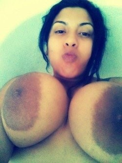 Big tits of mexican women