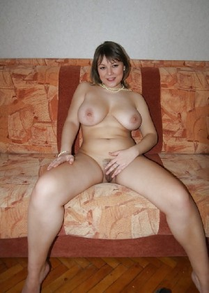 Russian milf with a stunted juicy figure