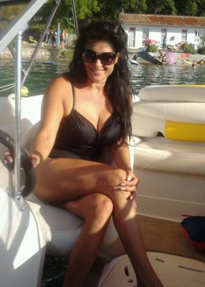 Sultry milf Marjana from Croatia