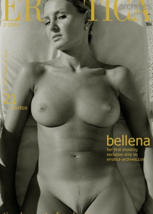 Bellena - Slovak erotic model