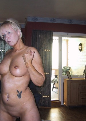 Blond Norwegian Milf