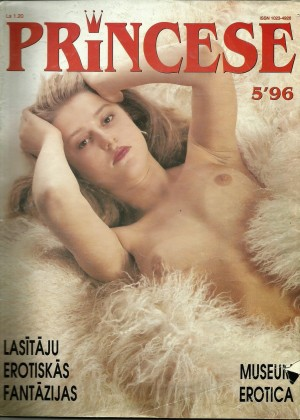 Naked chicks from Latvian porn magazine