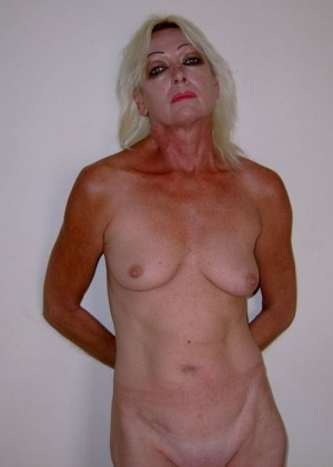 Mature white blonde from South Africa