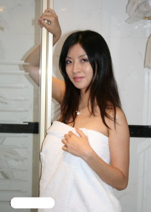 Naked Miss Something from Hong Kong