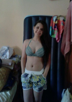 Lovely girl from Paraguay Sabrina