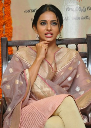 Indian actress Rakul Preet