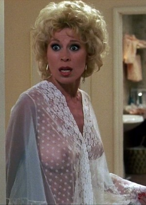 Leslie Easterbrook from Police Academy
