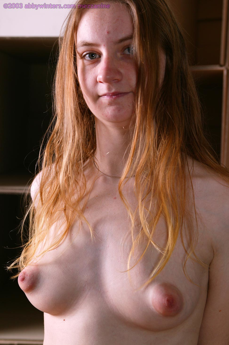 Chicks with puffy nipples