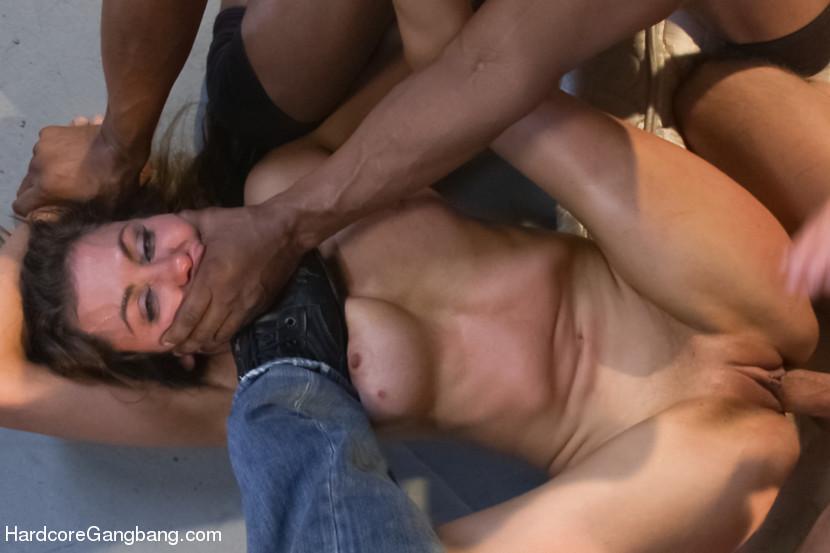 Hot sex squezing bra pic girl