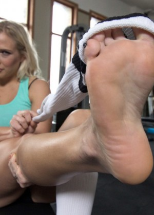 Angel Allwood, Cliff Adams - Feet porn gallery № 3412194