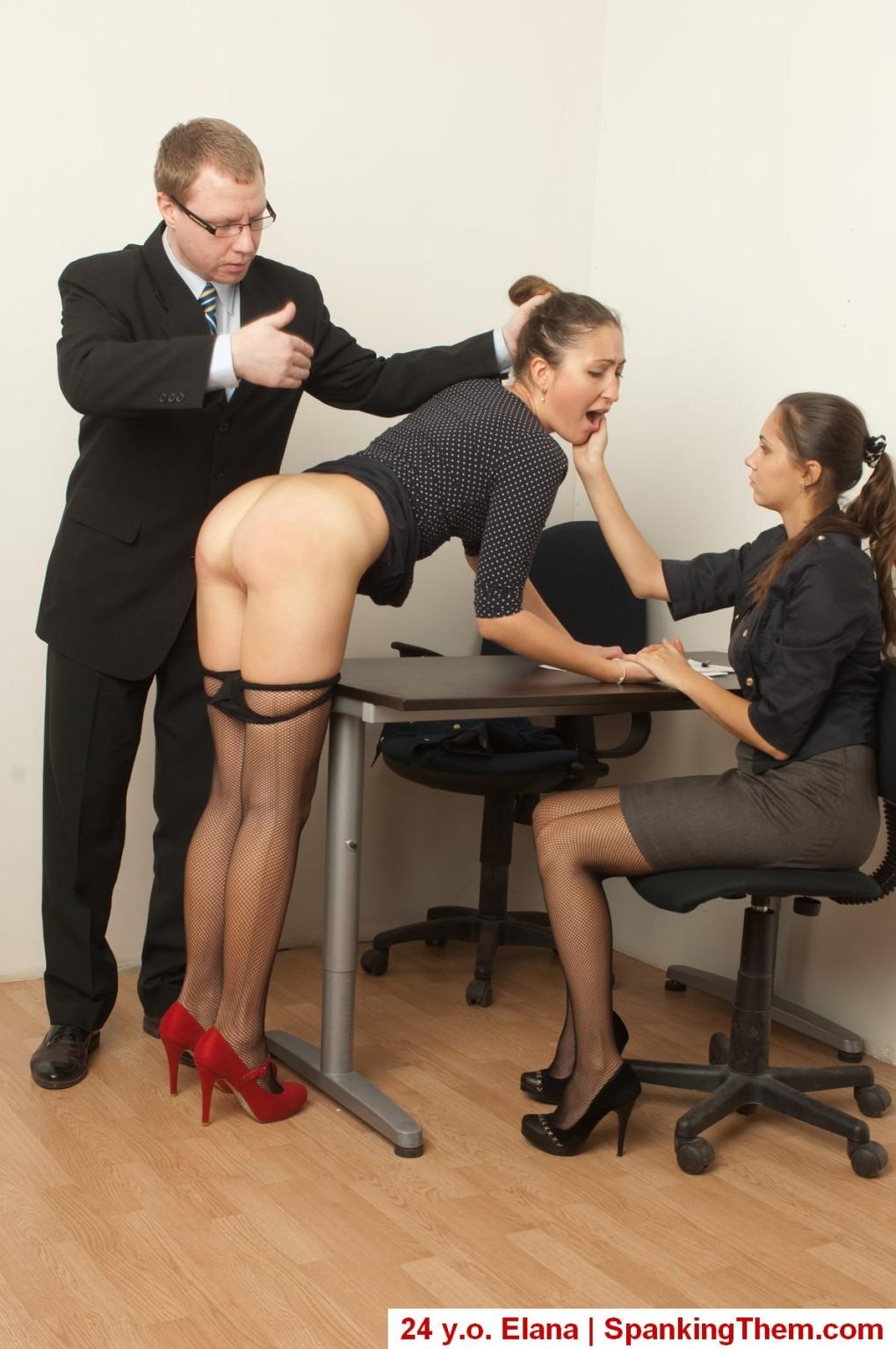 Submissive Secretaries