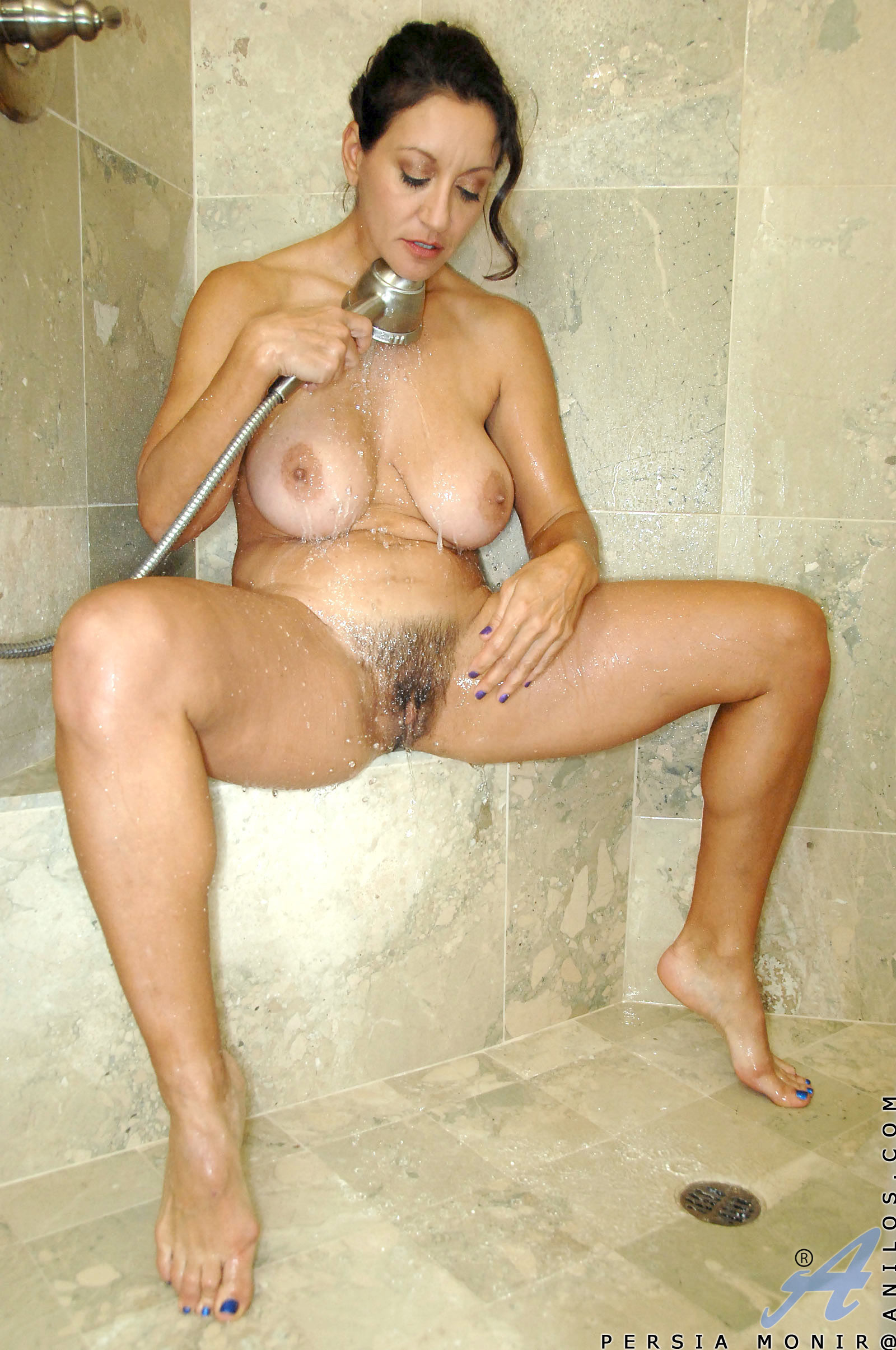Chubby mexicana mom shower